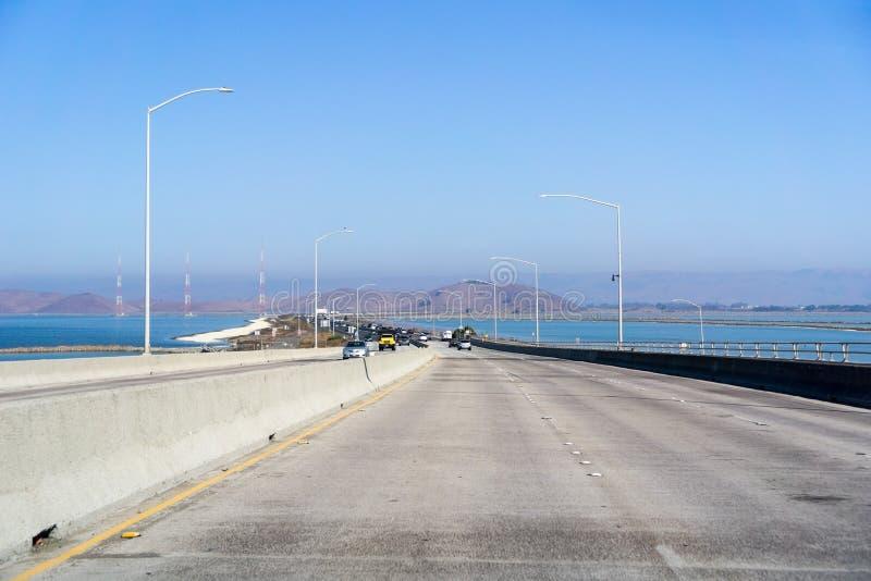 Ταξίδι στη γέφυρα του Ντάμπαρτον στοκ εικόνες