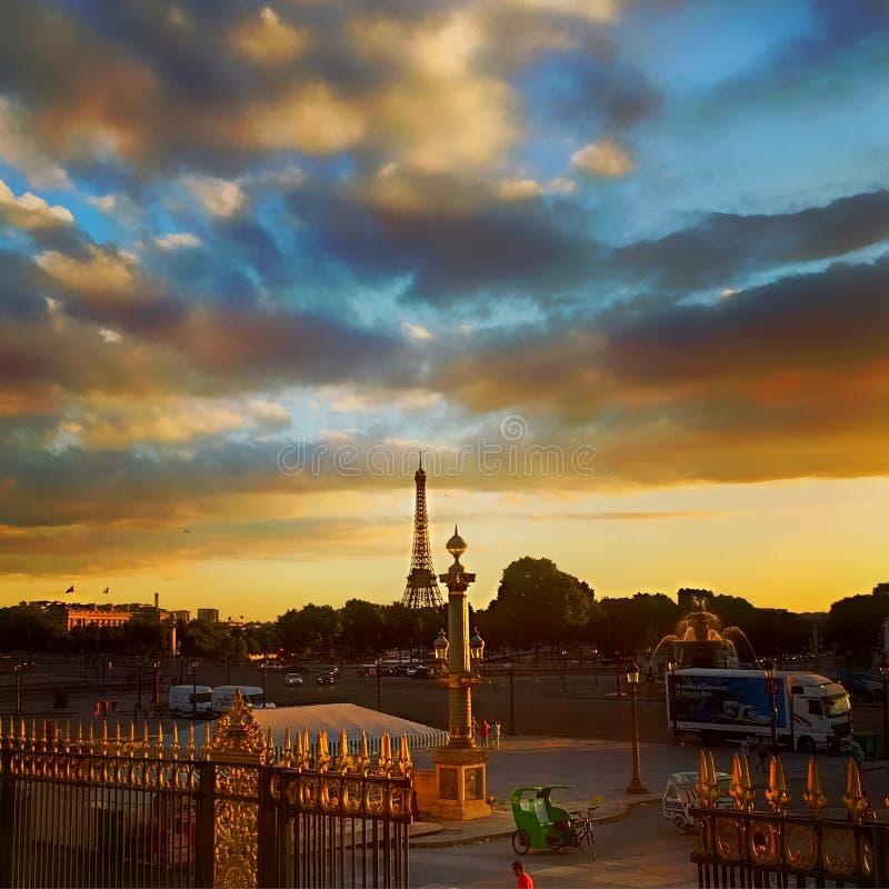 Ταξίδι στο Παρίσι στοκ εικόνες