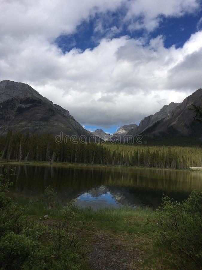 Ταξίδι βουνών στοκ εικόνες με δικαίωμα ελεύθερης χρήσης
