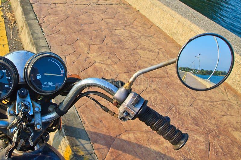 Ταξίδι μοτοσικλετών στοκ εικόνες με δικαίωμα ελεύθερης χρήσης