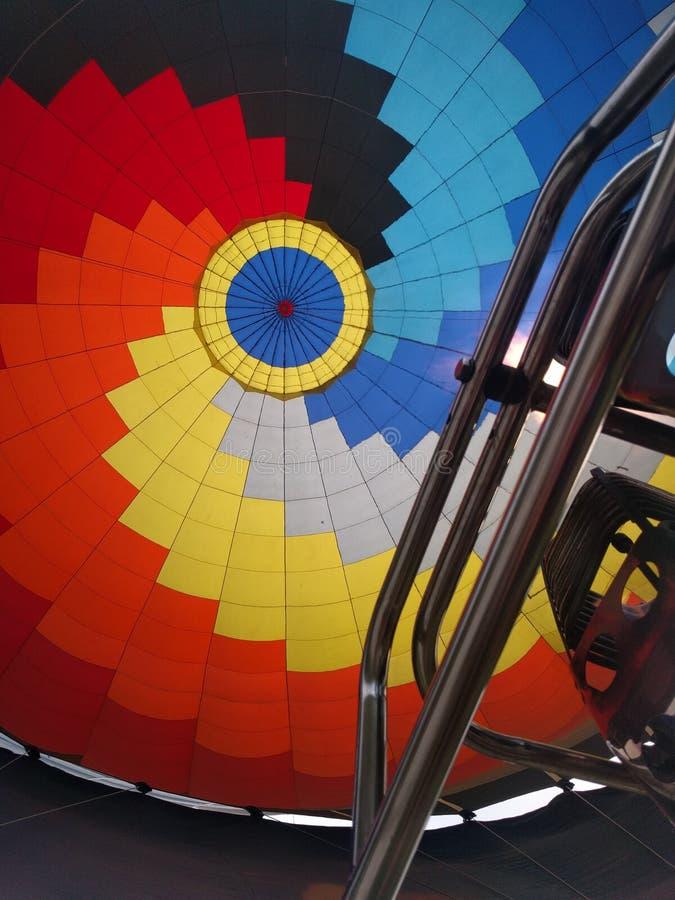 Ταξίδι μπαλονιών στοκ εικόνες