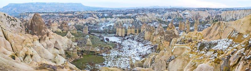 Ταξίδι σε Cappadocia στοκ εικόνες με δικαίωμα ελεύθερης χρήσης