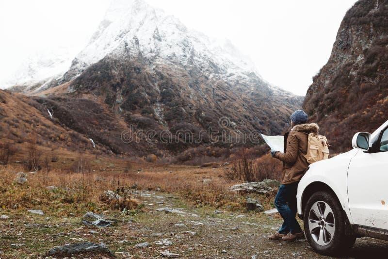 Ταξίδι στα βουνά στοκ φωτογραφία με δικαίωμα ελεύθερης χρήσης