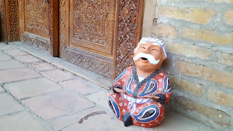 Ταξίδι στην κεντρική Ασία στοκ εικόνα