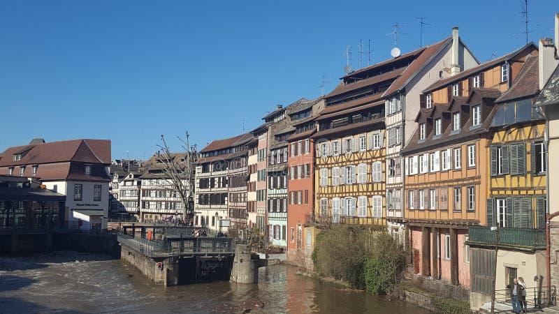 Ταξίδι στο Στρασβούργο στοκ φωτογραφίες