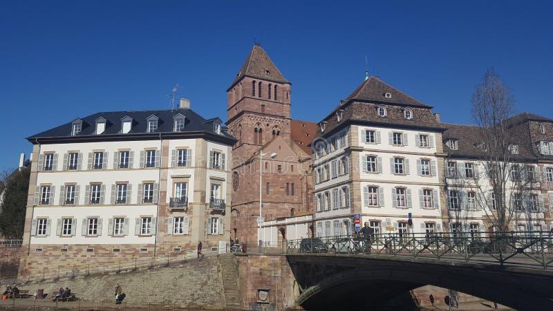 Ταξίδι στο Στρασβούργο στοκ εικόνα
