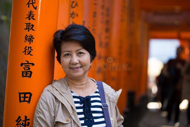 ταξίδι της Ιαπωνίας στοκ φωτογραφία