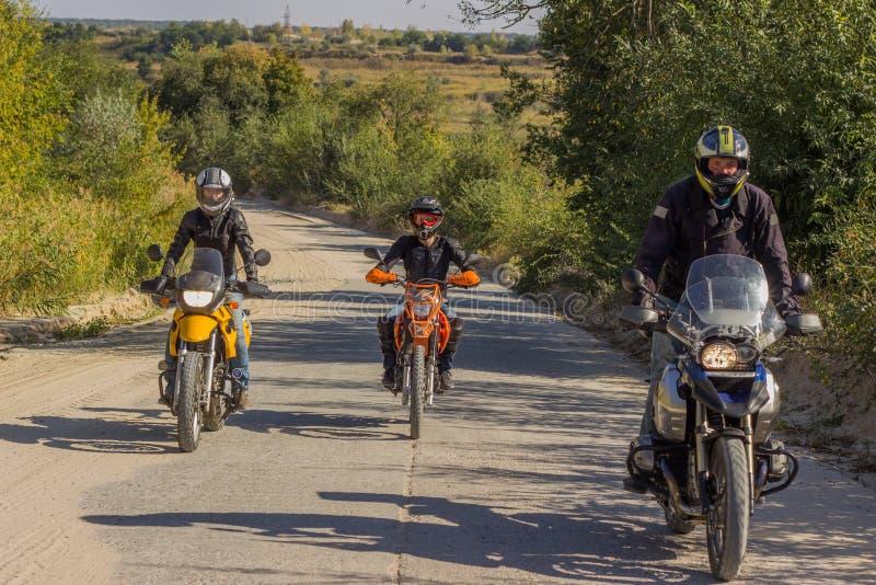 Ταξίδι Moto στοκ εικόνες