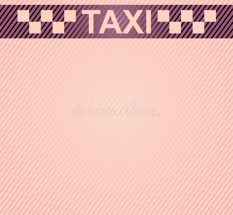 ταξί ελεύθερη απεικόνιση δικαιώματος