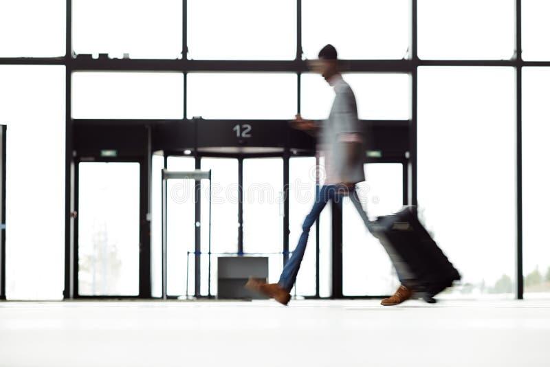 Ταξιδιωτική κίνηση στοκ εικόνες με δικαίωμα ελεύθερης χρήσης