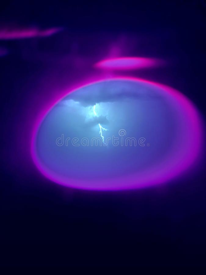 Ταπετσαρία θύελλας στοκ φωτογραφίες με δικαίωμα ελεύθερης χρήσης