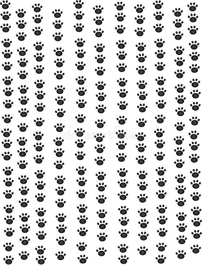 ταπετσαρία κουταβιών τυ&pi απεικόνιση αποθεμάτων