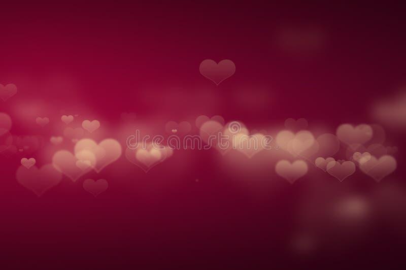 ταπετσαρία φωτισμού καρδ& στοκ φωτογραφία με δικαίωμα ελεύθερης χρήσης