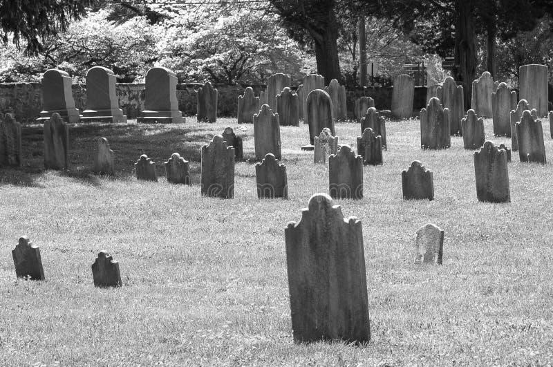ταφόπετρες στοκ φωτογραφία