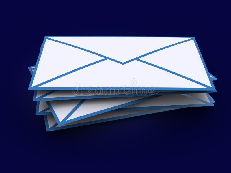 ταχυδρομεία ελεύθερη απεικόνιση δικαιώματος