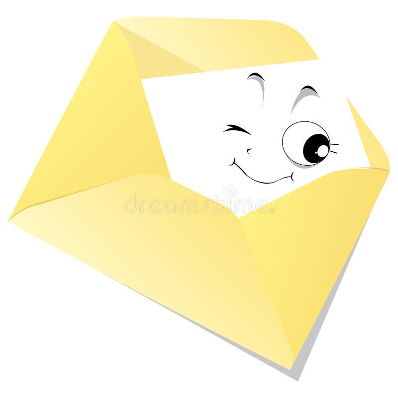 ταχυδρομείο διανυσματική απεικόνιση