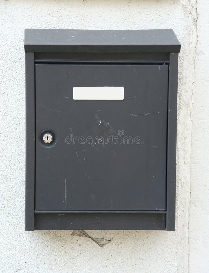 Download ταχυδρομική θυρίδα στοκ εικόνα. εικόνα από αντικείμενο - 123871