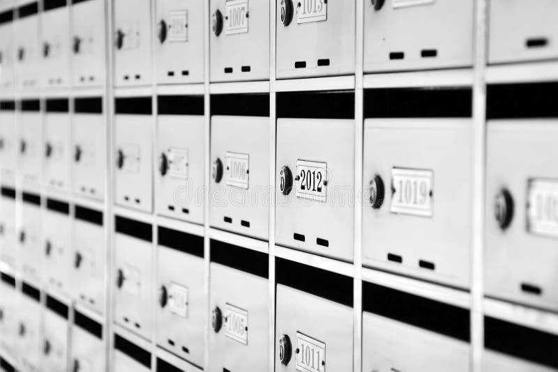 Ταχυδρομική θυρίδα στοκ φωτογραφίες με δικαίωμα ελεύθερης χρήσης