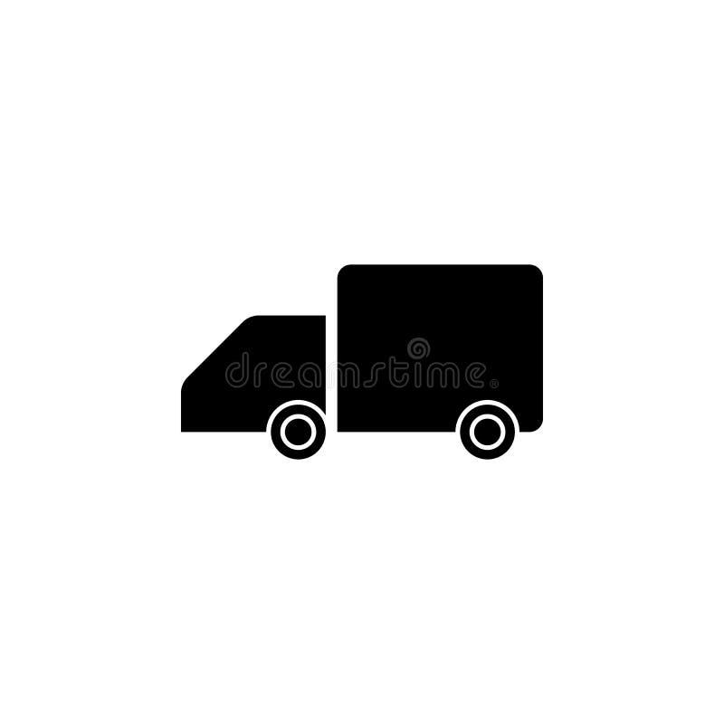 ταχυδρομικό εικονίδιο μηχανών Στοιχείο του εικονιδίου Ιστού για την κινητούς έννοια και τον Ιστό apps Το απομονωμένο ταχυδρομικό  ελεύθερη απεικόνιση δικαιώματος
