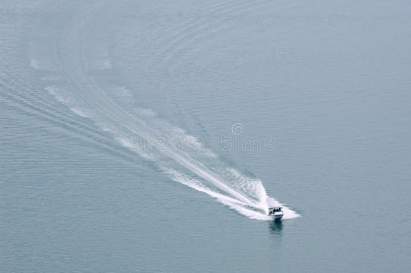 ταχύτητα βαρκών Στοκ εικόνα με δικαίωμα ελεύθερης χρήσης