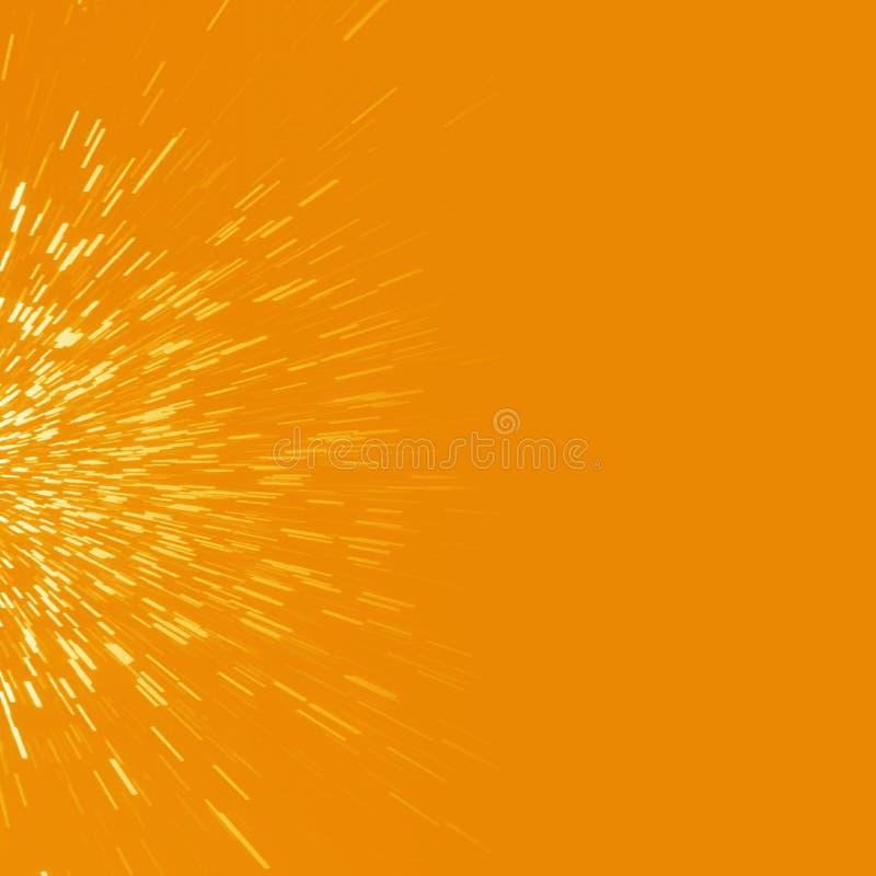 Ταχύτητα, περίληψη, φουτουριστικό υπόβαθρο επιστήμης τεχνολογίας στοκ φωτογραφία