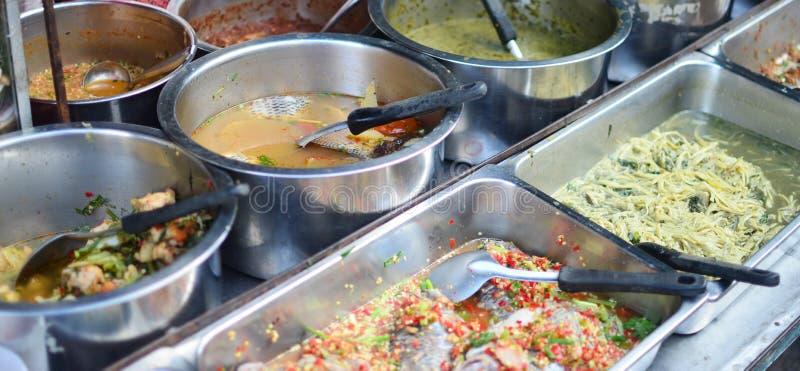Ταϊλανδικά τρόφιμα στοκ φωτογραφία