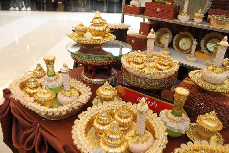 Ταϊλανδικό τμήμα λεωφόρων αγορών του Σιάμ Paragon στοκ φωτογραφία