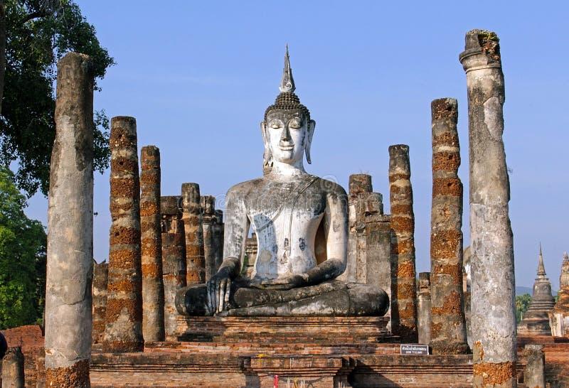 Ταϊλανδικός αρχαίος στοκ εικόνα