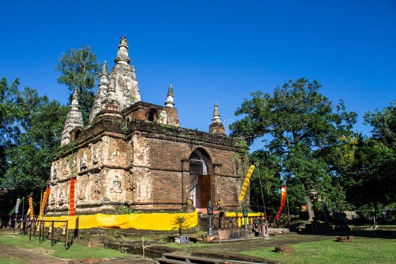 Ταϊλανδικός ναός στοκ φωτογραφίες με δικαίωμα ελεύθερης χρήσης