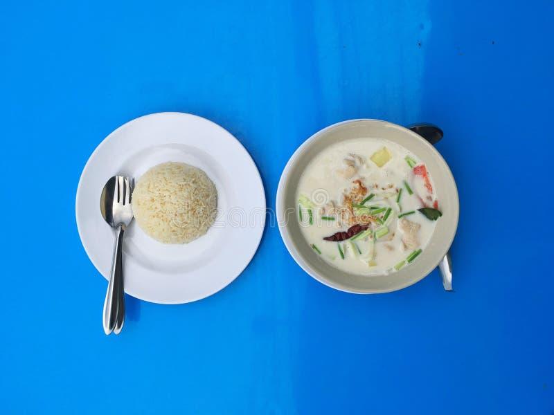 ταϊλανδικός παραδοσιακός τροφίμων στοκ φωτογραφία