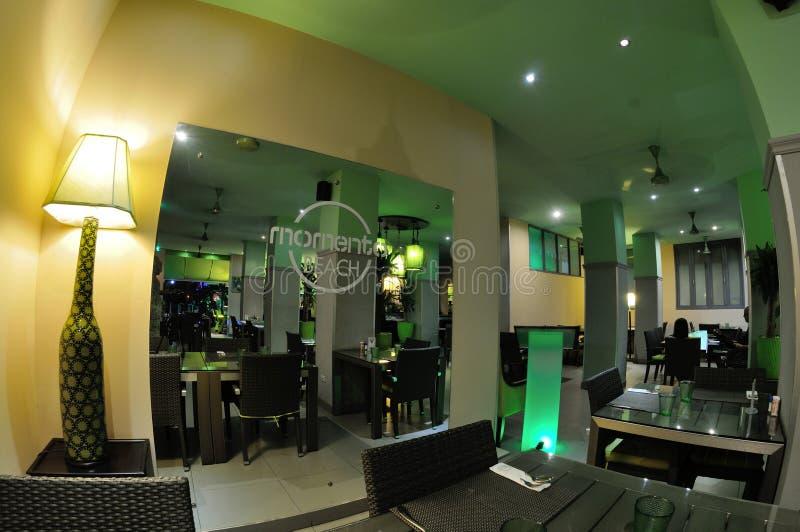 Download Ταϊλανδικό εσωτερικό σχέδιο εστιατορίων Εκδοτική εικόνα - εικόνα από εσωτερικός, βουνό: 62715270