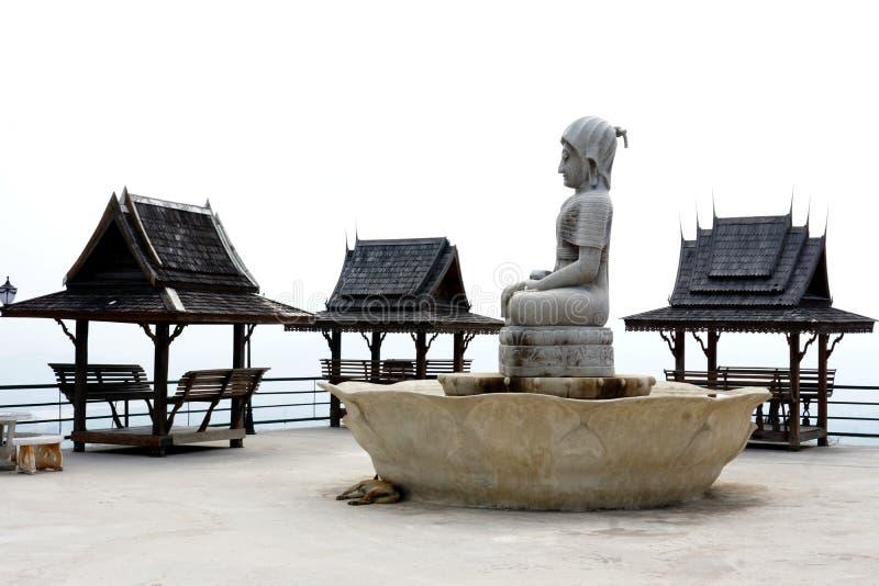 Ταϊλανδικό πεζούλι στοκ εικόνες με δικαίωμα ελεύθερης χρήσης