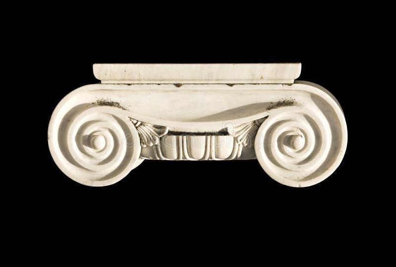 τα αρχαία κύρια ελληνικά α& στοκ εικόνα