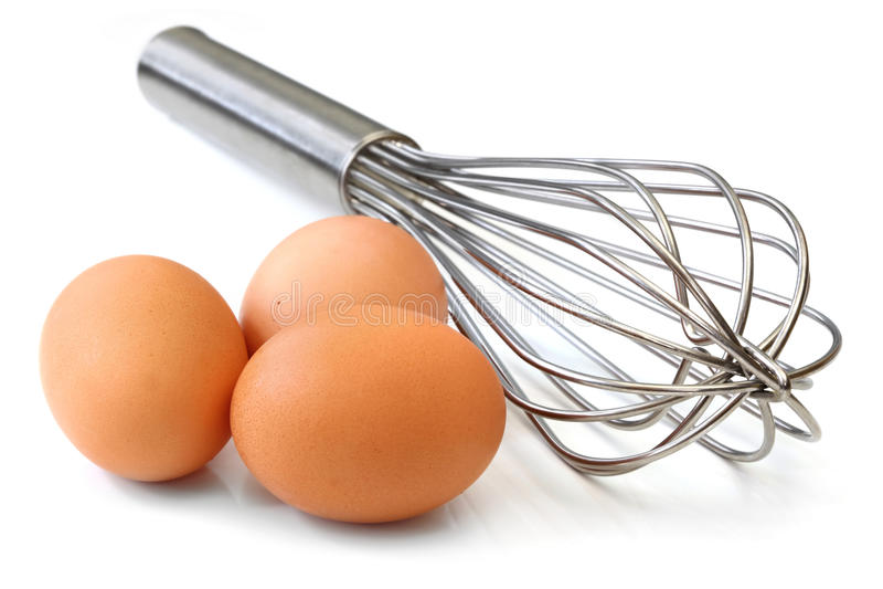 τα αυγά χτυπούν ελαφρά στοκ εικόνες