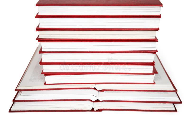 Download τα βιβλία απομόνωσαν το λ&eps Στοκ Εικόνα - εικόνα από διαβάστε, απομονωμένος: 13187669