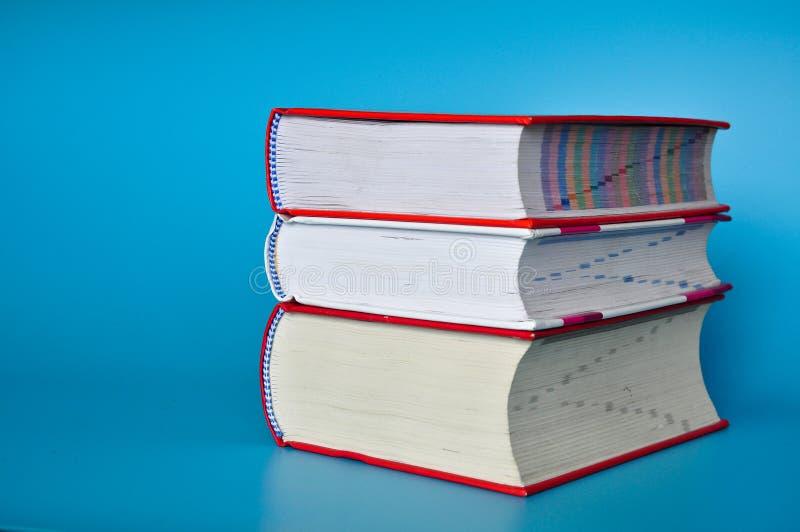 Τα βιβλία στοκ εικόνες με δικαίωμα ελεύθερης χρήσης