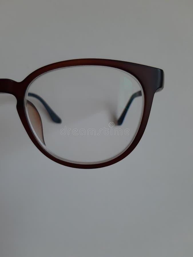 Τα γυαλιά, επίσης γνωστά ως eyeglasses ή θεάματα, είναι συσκευές που αποτελούνται από το γυαλί ή τους σκληρούς πλαστικούς φακούς  στοκ εικόνες με δικαίωμα ελεύθερης χρήσης