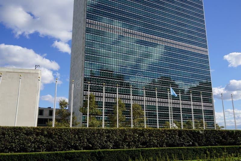 Τα Ηνωμένα Έθνη 8 στοκ φωτογραφία