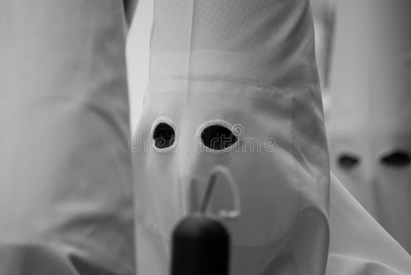 Τα καπέλα της ιερής εβδομάδας στοκ φωτογραφία με δικαίωμα ελεύθερης χρήσης