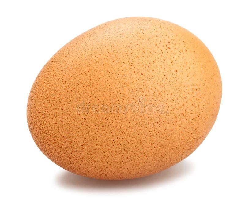 τα καφετιά αυγά στρέφουν αρχικά δύο στοκ φωτογραφίες