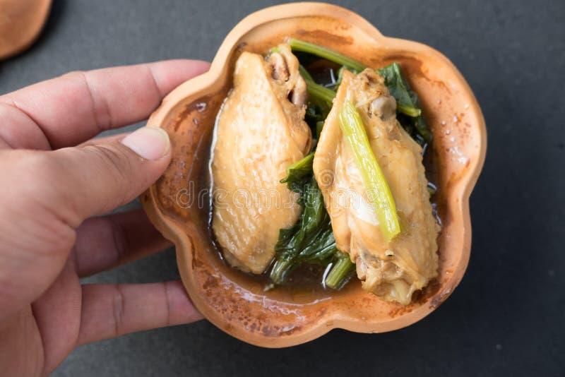 τα κινέζικα μαγειρεύουν & στοκ εικόνα με δικαίωμα ελεύθερης χρήσης
