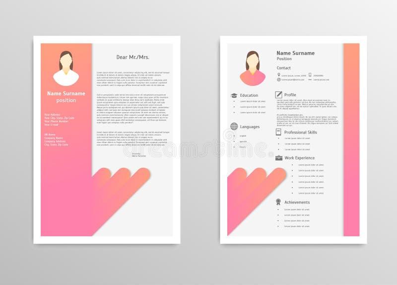 Τα κινούμενα σχέδια θηλυκά επαναλαμβάνουν με Infographics διάνυσμα διανυσματική απεικόνιση