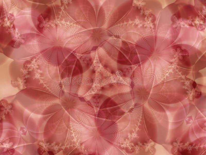 τα λουλούδια ανασκόπησης δένουν το ροζ στοκ εικόνες με δικαίωμα ελεύθερης χρήσης