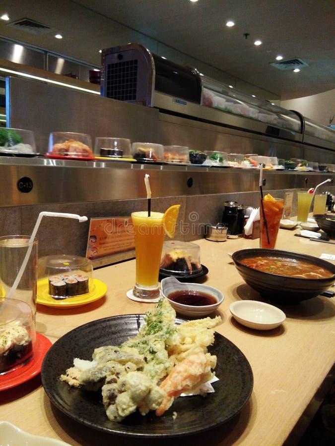 Τα μαγειρικά ιαπωνικά στοκ φωτογραφίες με δικαίωμα ελεύθερης χρήσης