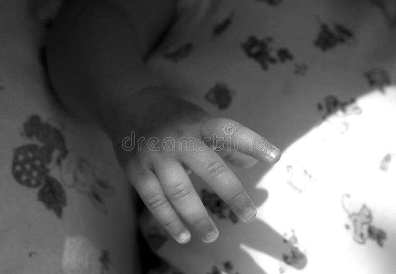 τα παιδιά δίνουν το s στοκ φωτογραφία με δικαίωμα ελεύθερης χρήσης