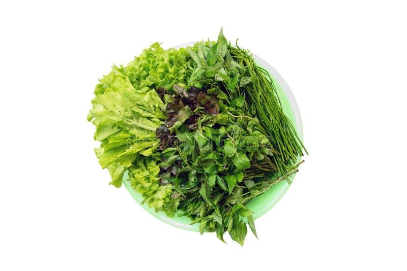 Τα φρέσκα λαχανικά είναι διαθέσιμα στο δίσκο στοκ φωτογραφία με δικαίωμα ελεύθερης χρήσης