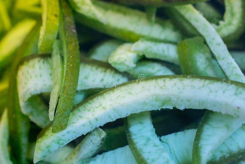 Τα φυσικά ξηρά φρούτα πωλούν στην αγορά στοκ εικόνα με δικαίωμα ελεύθερης χρήσης