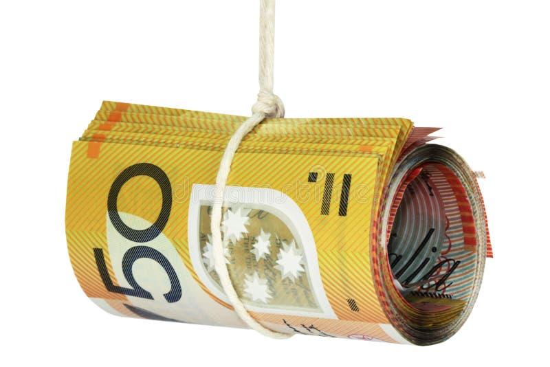 τα χρήματα σημειώνουν τη σ&upsi στοκ φωτογραφία με δικαίωμα ελεύθερης χρήσης