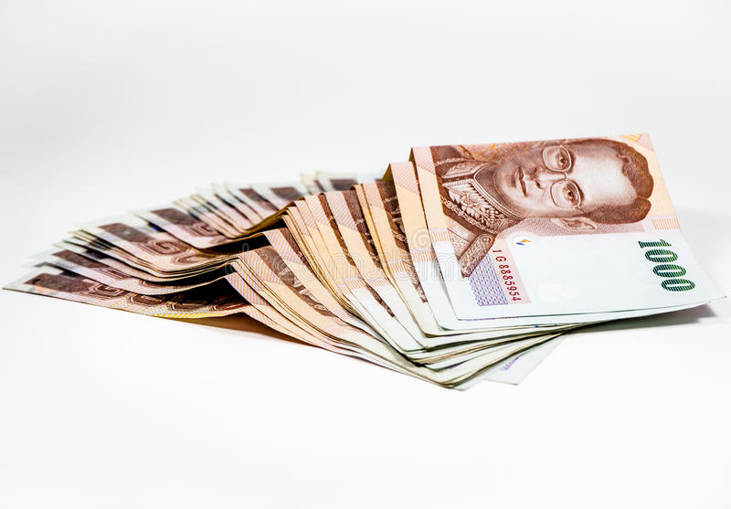Τα χρήματα τοποθετούν στοκ εικόνες