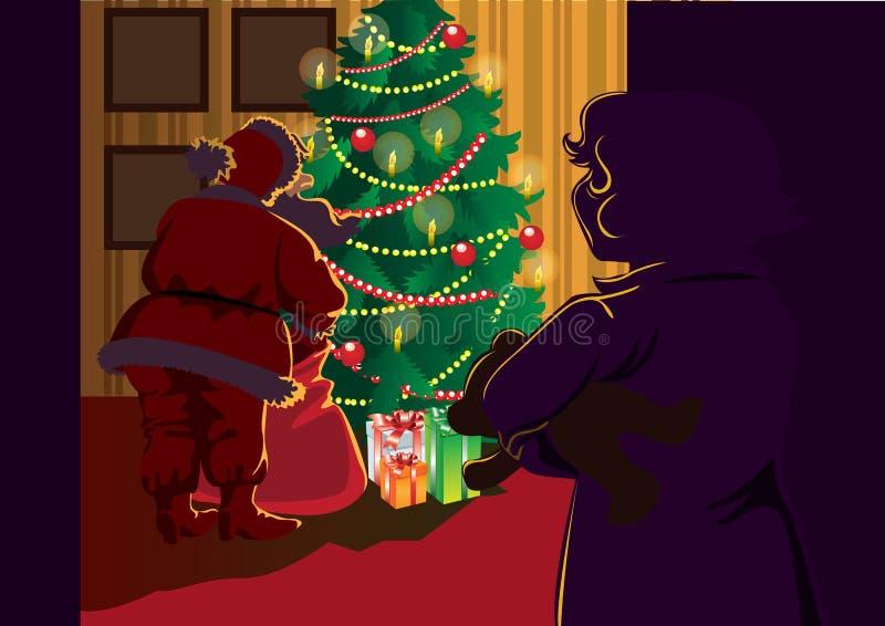 Τα Χριστούγεννα έχουν έρθει στοκ φωτογραφίες